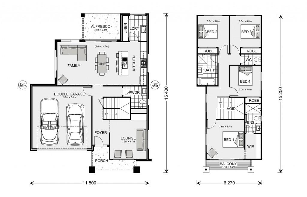 Kingston 225 Floorplan
