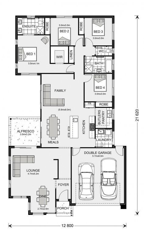 Northside 229 Floorplan